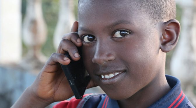 Smartphones are changing lives in Africa
