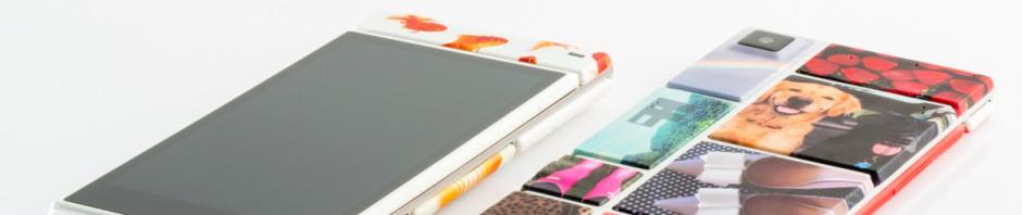 Le projet Ara de Google, un smartphone convertible à chaud