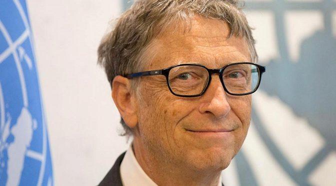 Bill Gates inquiet des baisses de financement dans l'aide au développement