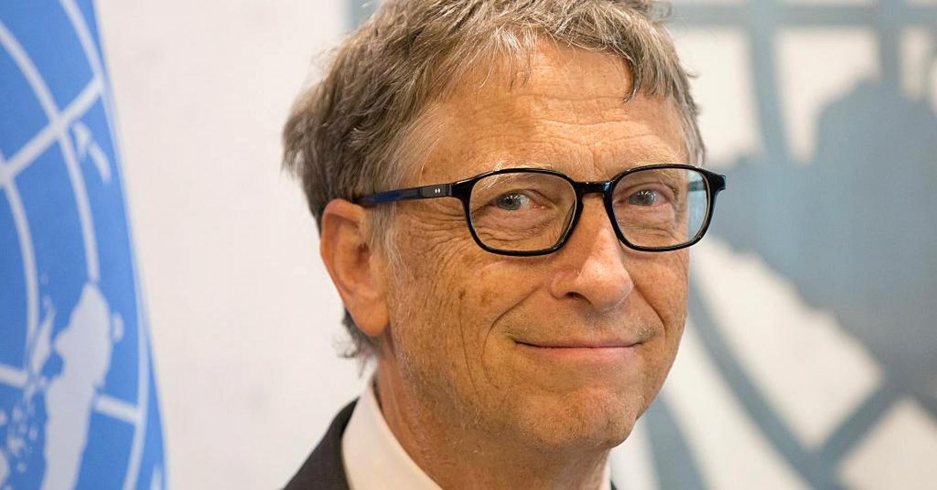 Bill Gates - Fondation Bill et Melinda Gates et aide au développement