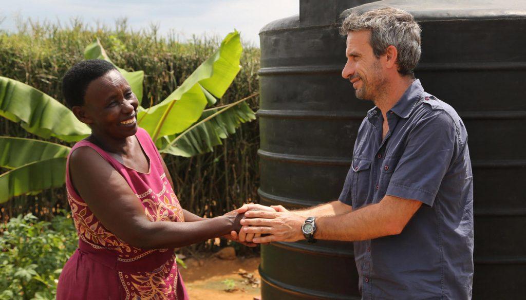 Femmes entrepreneuses dans l'eau au Rwanda