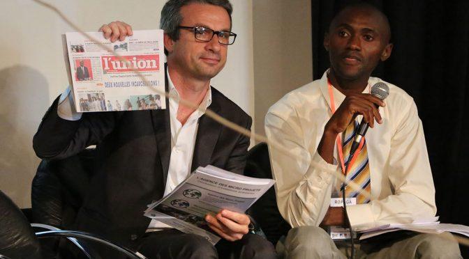 Gabon : Forum des associations à l'institut de France « Développement et Numérique »
