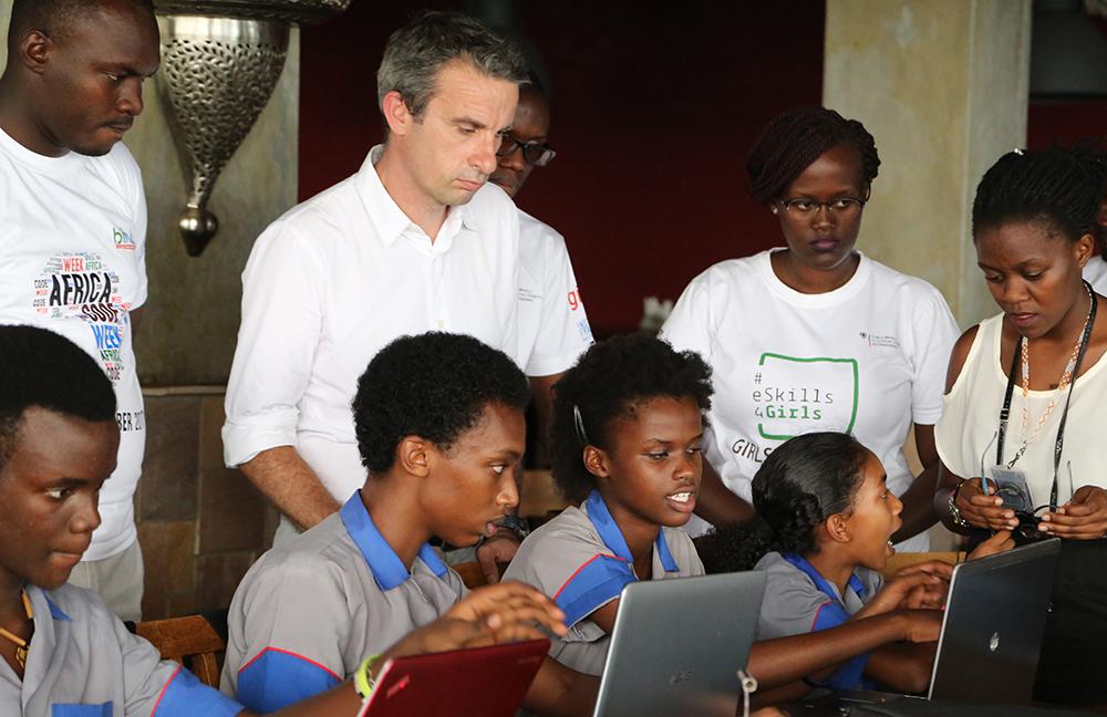 AfricaCodeWeek de Bujumbura au Burundi