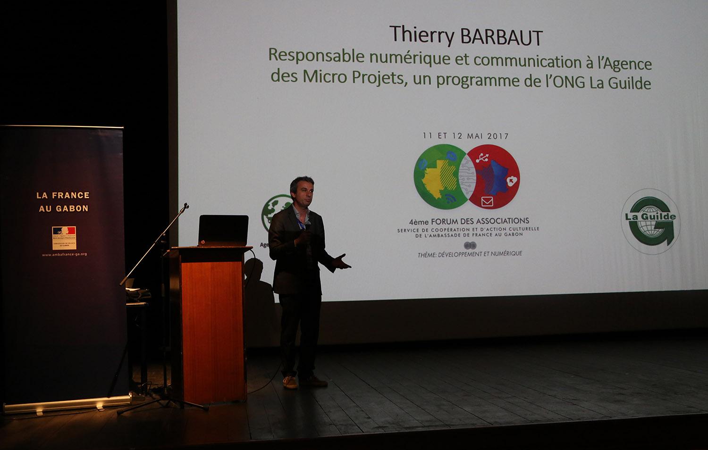 Gabon - Forum Développement et numérique