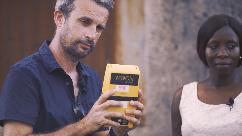 Thierry BARBAUT - Film au Sénégal sur les Énergies Renouvelables et numérique en Afrique