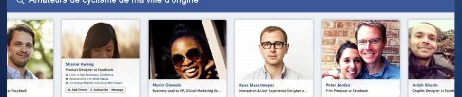 Facebook opère un filtrage publicitaire sur ses pages au contenu inapproprié