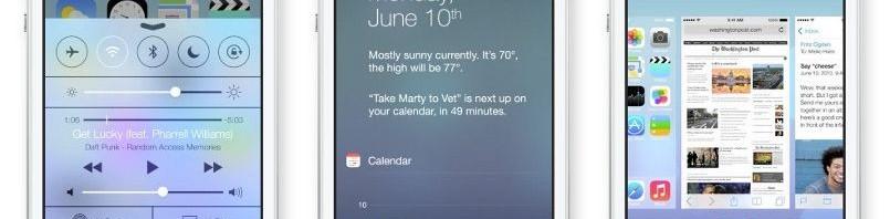 Nouveautés Apple: Nouveaux Mac, nouvel Iphone avec IOS revu, et l'apparition de Itunes Radio