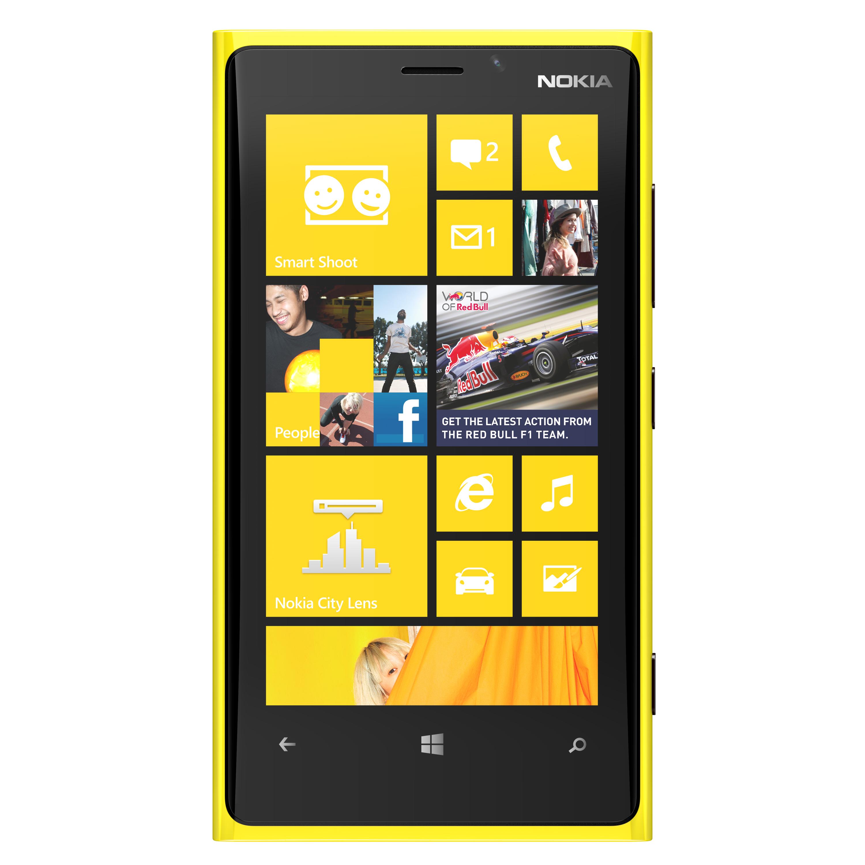 Nokia Lumia microsoft