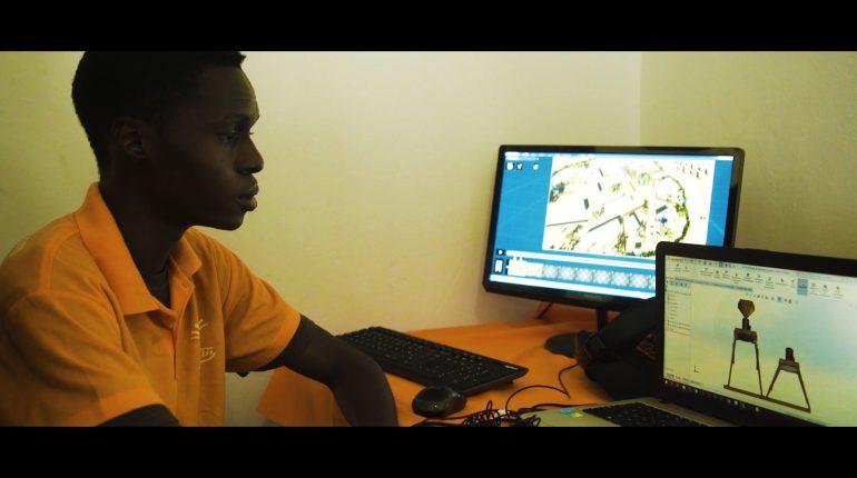 numérique agriculture 3D Afrique