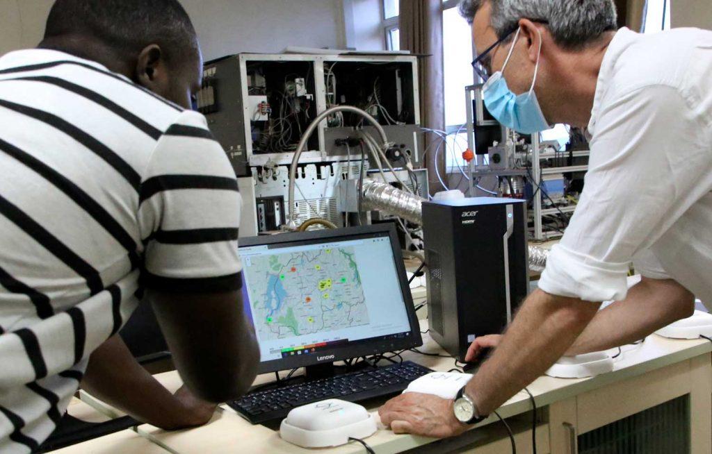 Tactis Rwanda ville durable